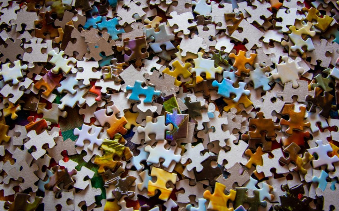 Lekker puzzelen